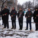 Митинг–реквием, посвящённый победе в Чернухино-Дебальцевской операции прошёл в Южной Ломоватке