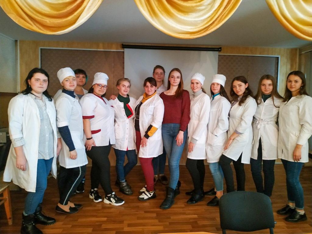 В Свердловске прошли обучающие курсы для волонтёров «Prodoбро» 1