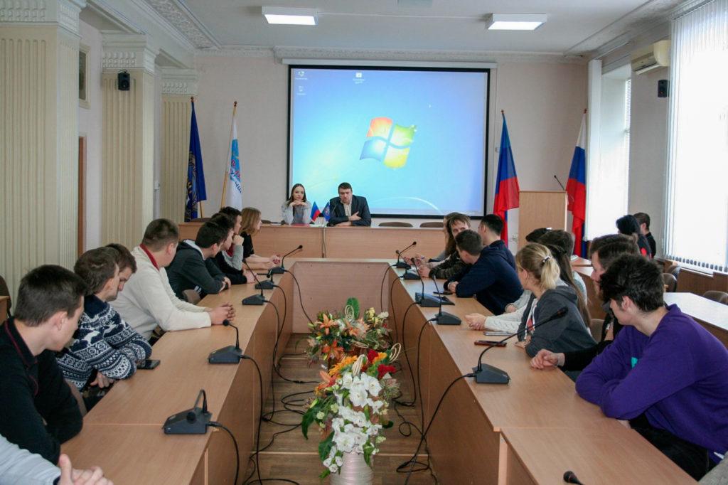 Обучающие курсы для волонтёров «PRODобро» прошли в Алчевске 1