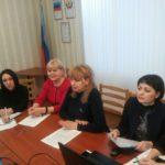 Депутат Народного Совета ЛНР приняла участие в инструктивно-методическом семинаре в Славяносербске