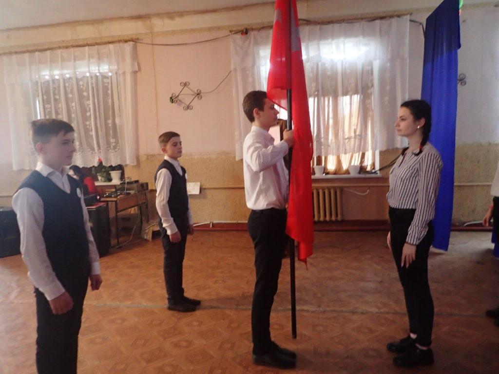 В Краснодоне продолжилась акция «Эстафета Победы» 1