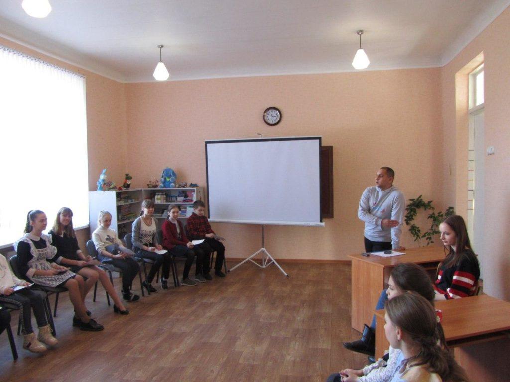 Обучающие курсы для волонтёров «PRODобро» прошли в Кировске и Стаханове 3
