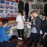 Активисты проекта «Молодая Гвардия» провели исторический квест в Кировском историко-художественном музее