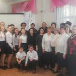 В Петровском Красного Луча прошел тематический вечер к пятилетию окончания Чернухино-Дебальцевской операции