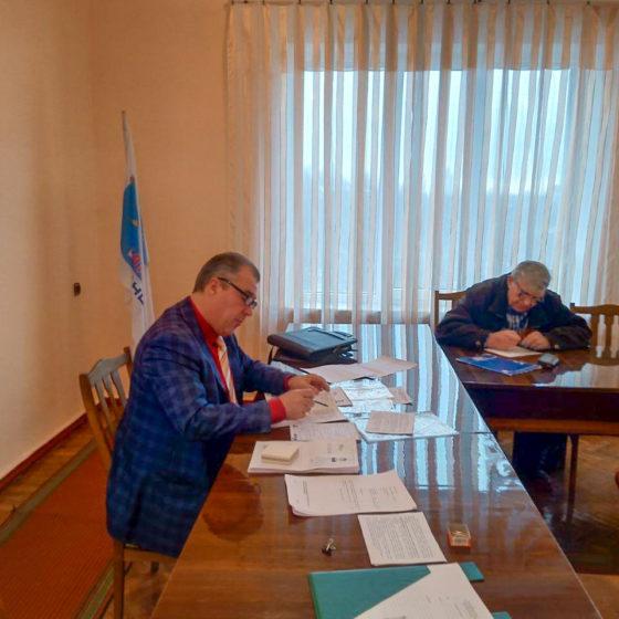 Депутат Народного Совета Юрий Юров провёл приём в Кировске