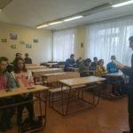 В Славяносербске прошёл тематический час «Язык – живая душа народа» ко Дню родного языка
