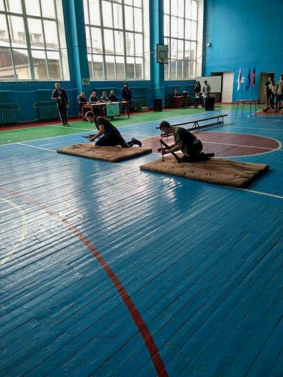В Кировском техникуме состоялся праздник «А ну-ка, мальчики!» 2
