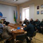 Заместитель министра инфраструктуры и транспорта провёл приём в Свердловском районе