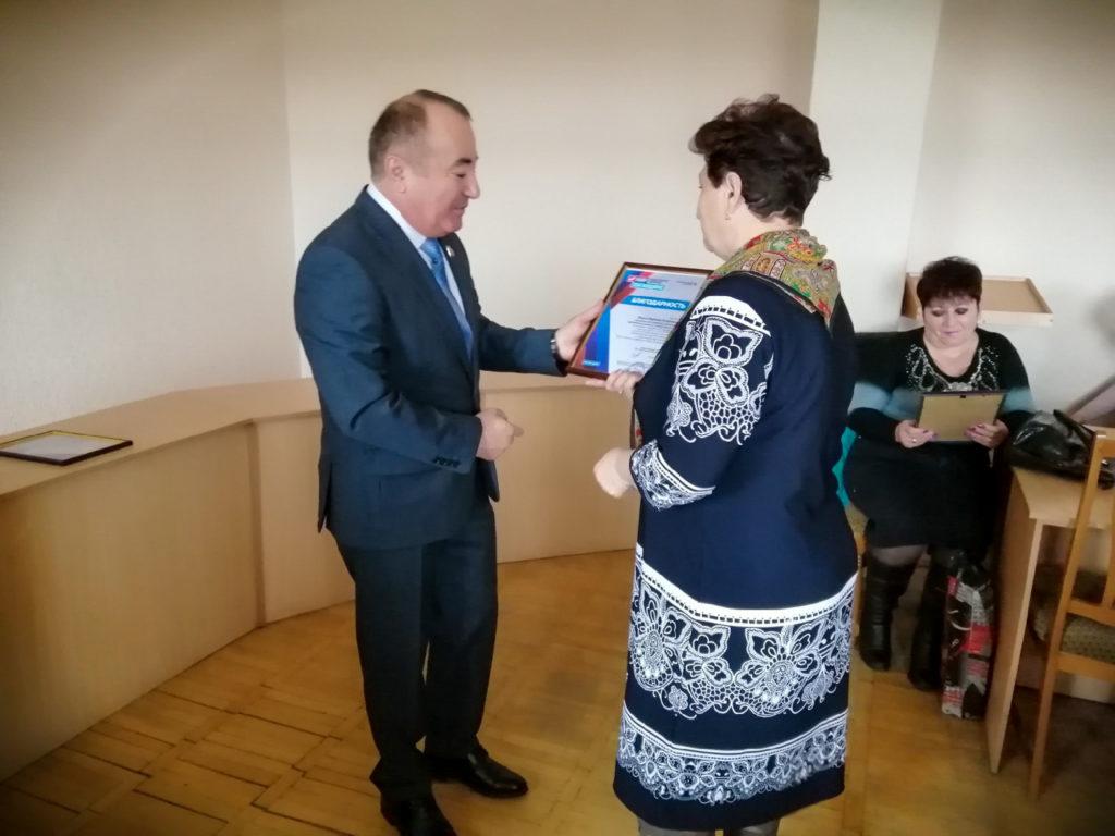 Депутаты Народного Совета ЛНР встретились с председателями уличных и квартальных комитетов Луганска 1