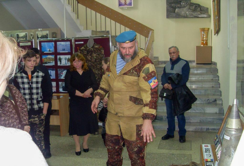 В Стаханове состоялось памятное мероприятие, приуроченное к 5-й годовщине Чернухинско-Дебельцевской операции