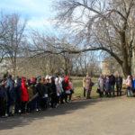 В Провалье на территории учебно-воспитательного комплекса установили памятную мемориальную доску