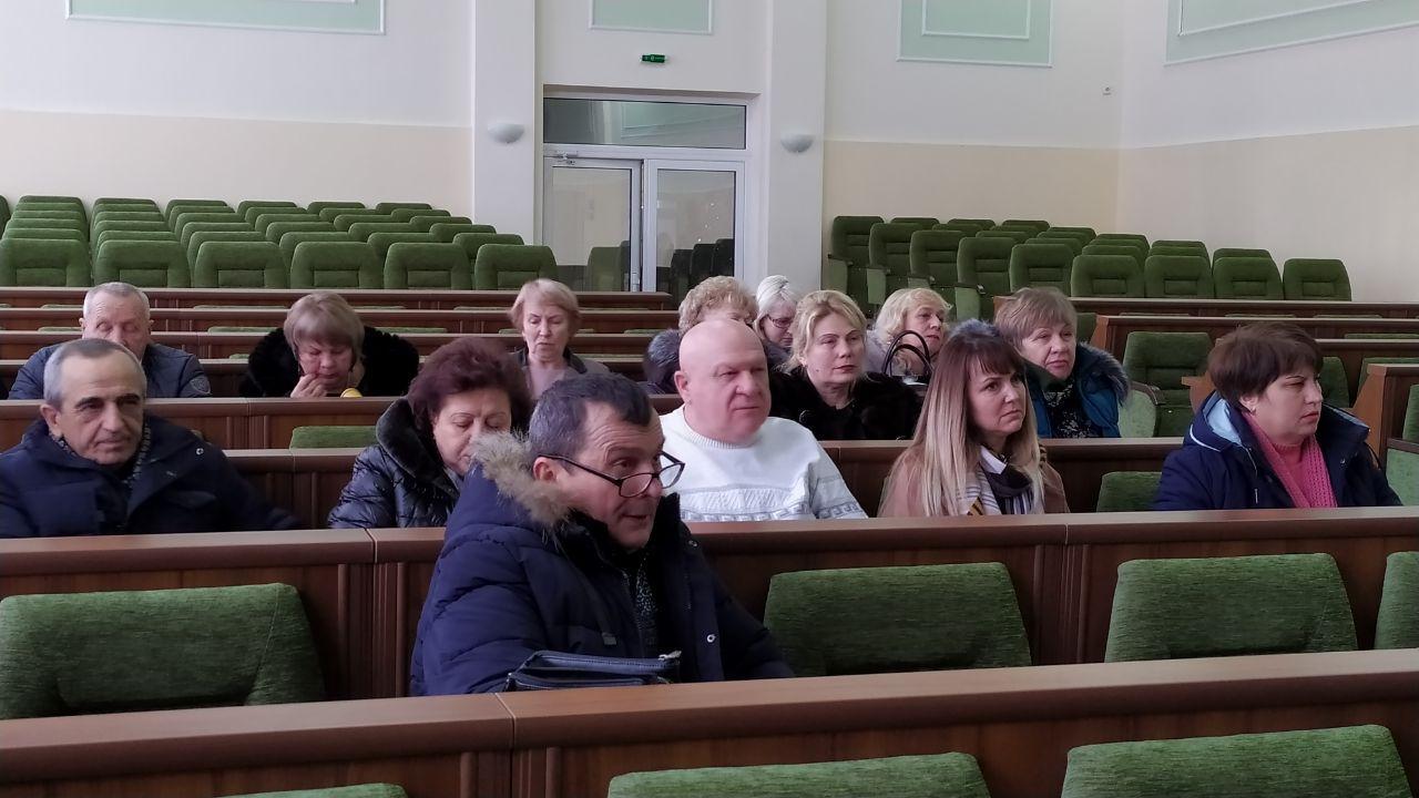 В Антраците обсудили акцию по борьбе с распространением наркотиков 1