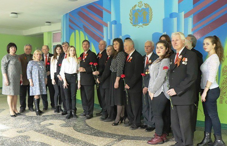 В Стаханове состоялась встреча «Историческая память как ресурс патриотического воспитания молодежи» 1