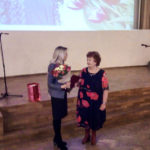 Активистку проекта «Забота о ветеранах» поздравили с Днем рождения в Краснодоне