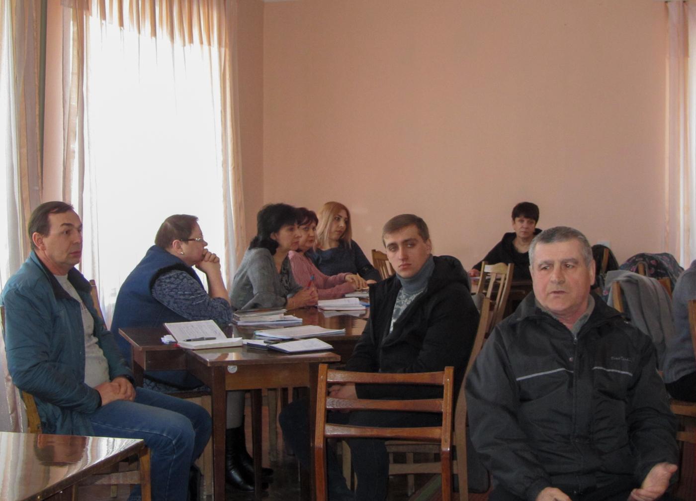В Кировске состоялся приём граждан