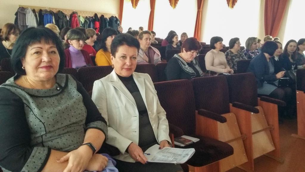 Депутат Народного Совета ЛНР приняла участие в заседании рабочих групп по разработке учебных планов в Луганске 1