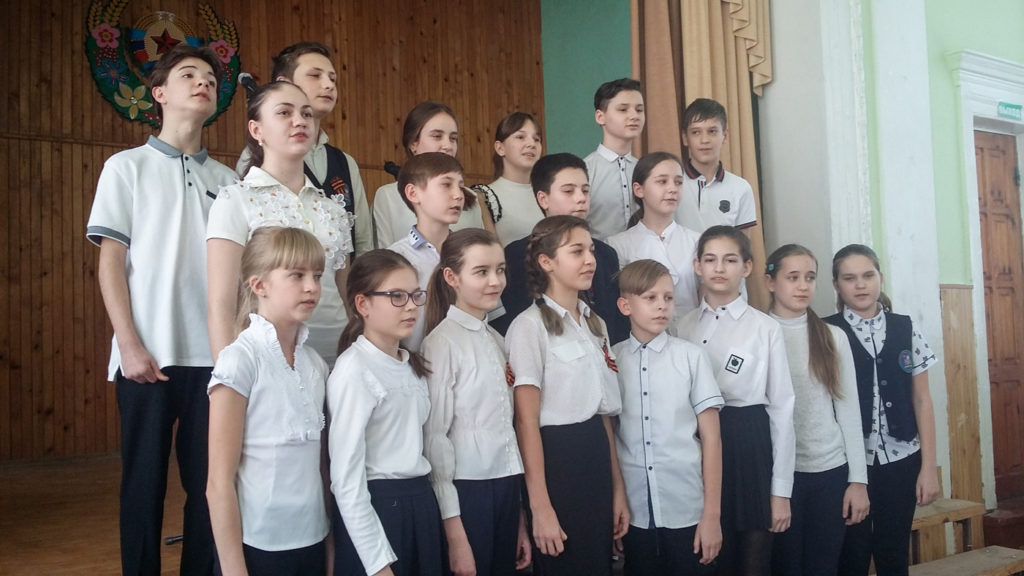 Городской открытый турнир юных химиков состоялся в Луганске 1