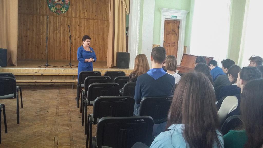 Городской открытый турнир юных химиков состоялся в Луганске 3