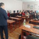 Депутат Народного Совета ЛНР Андрей Губарев встретился с избирателями в Стаханове