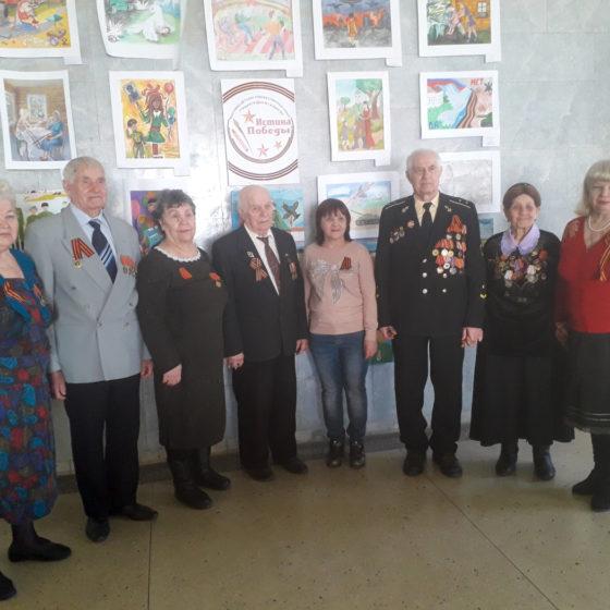 В Брянке прошла встреча активистов городского совета ветеранов