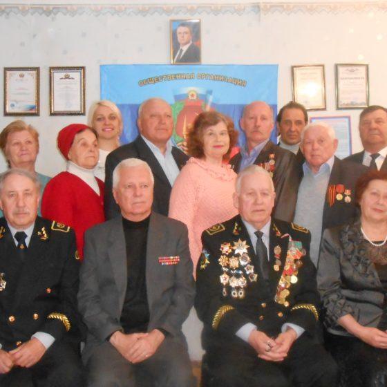 Заседание Президиума Совета ветеранов состоялось в Краснодоне