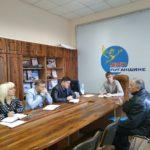 Помощник депутата Народного совета ЛНР провёл приём в Свердловском районе