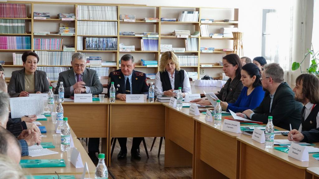 Депутаты Народного Совета ЛНР приняли участие в конференции в Луганске 3