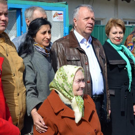 Чествование ветерана Великой Отечественной войны состоялось в Ровеньках 4