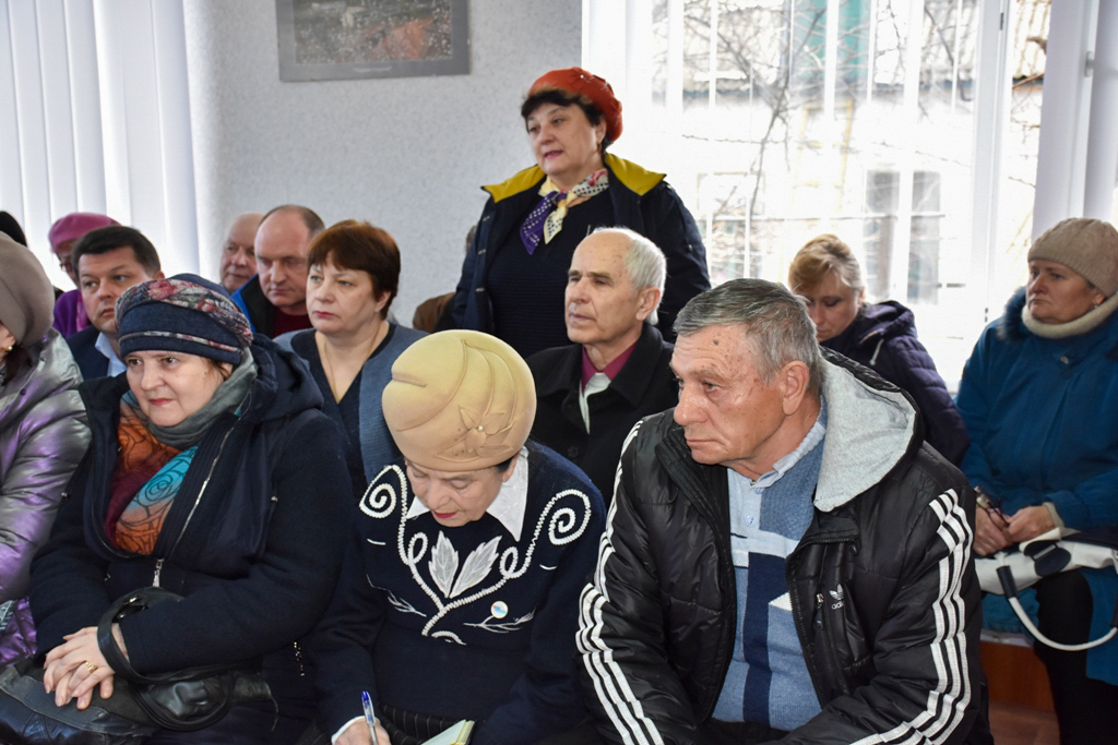 Прием министра труда и социальной политики ЛНР состоялся в Красном Луче 2