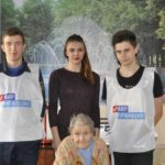 Активисты проекта «Дружина» помогли ветерану ВОВ в Луганске