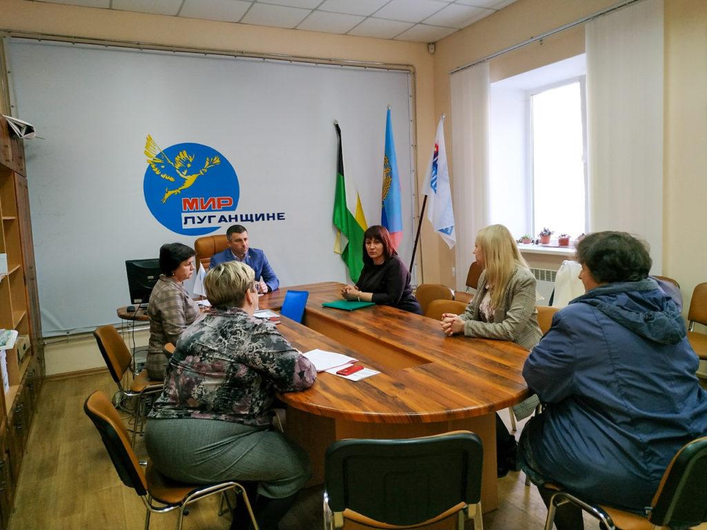 Андрей Сухачев провёл приём в Свердловске 1