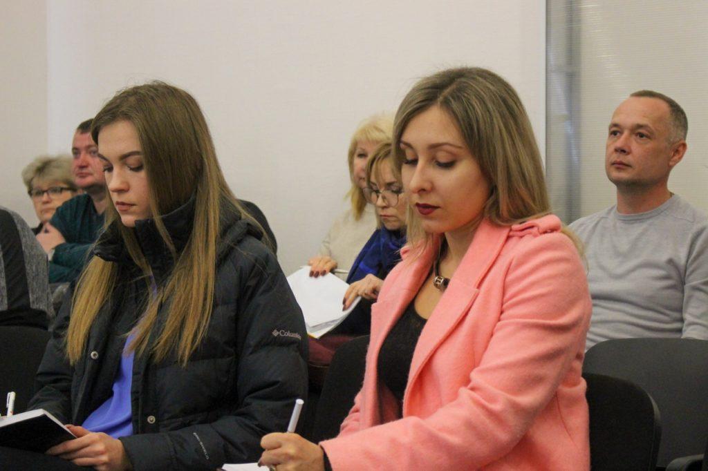 Тренинги для сотрудников и активистов ОД «Мир Луганщине» прошли в Луганске 5