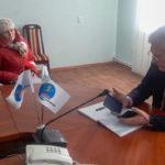 В Краснодоне состоялся приём главы Администрации города Сергея Козенко