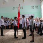 В Краснодоне состоялась акция «Эстафета Победы»