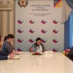 Депутат Народного Совета Елена Фарахова встретилась с жителями Первомайска