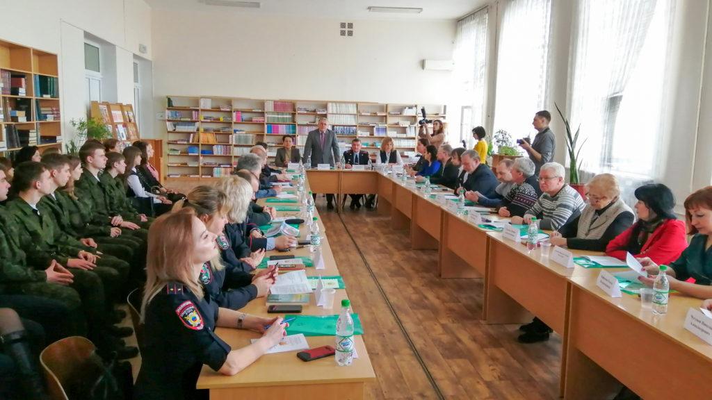 Депутаты Народного Совета ЛНР приняли участие в конференции в Луганске 1