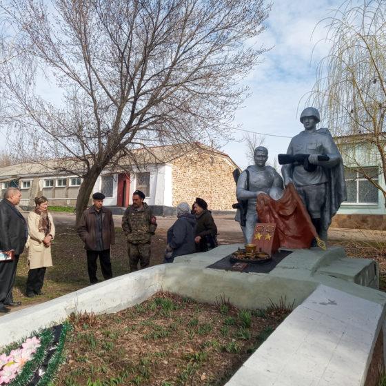 В Вахрушево прошла встреча работников исполкома с активистами 1