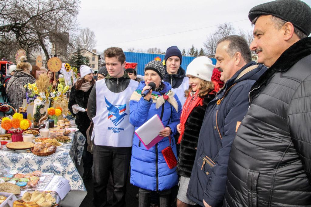 Активисты Антрацита провели благотворительную акцию 2
