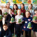 Юные художники Перевальска присоединились к акции ОД «Мир Луганщине» по борьбе с наркотиками