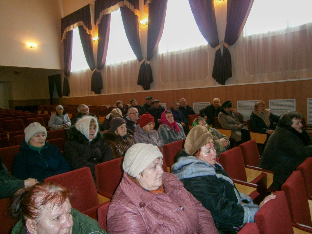 В Антраците состоялась встреча первичного отделения ОД «Мир Луганщине» 1