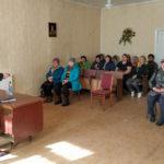 В Лутугино прошла встреча Павла Зайко и Александра Ермоленко с жителями поселка Челюскинцев