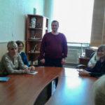 В Стаханове состоялась встреча актива первичного отделения ОД «Мир Луганщине»