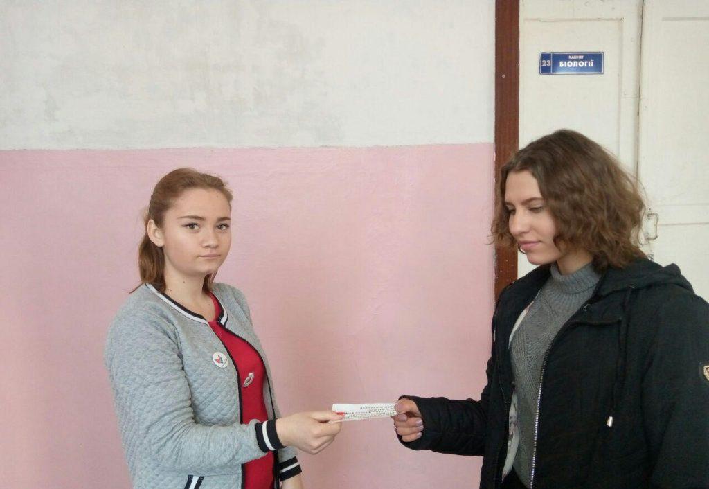В городах ЛНР состоялась акция «Стоп наркотик!» 2