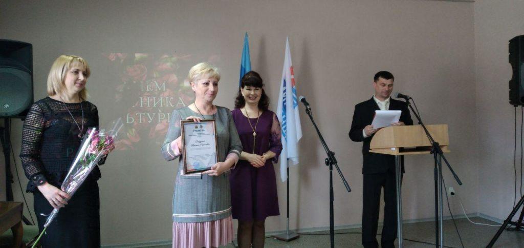 Собрание в честь празднования Дня работника культуры состоялась в Антраците 3
