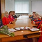 В Брянке поздравили представительниц разных профессий с Международным женским днем