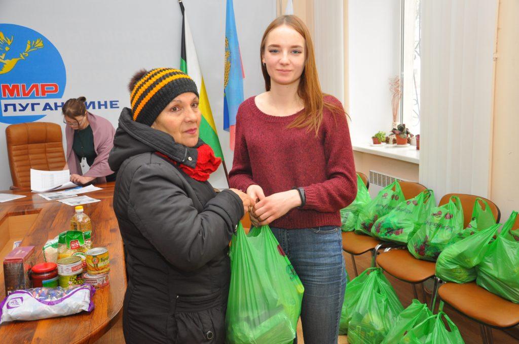 Активисты проекта «Волонтёр» в феврале помогли более 750 жителям ЛНР 3