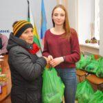 Активисты проекта «Волонтёр» в феврале помогли более 750 жителям ЛНР