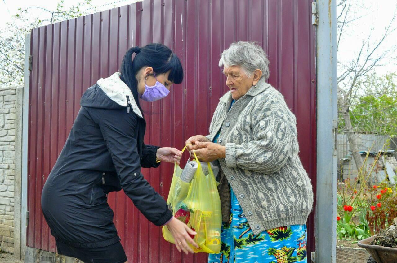 Александра Коваленко помогла шести жителям Краснодонского района и Луганска 3