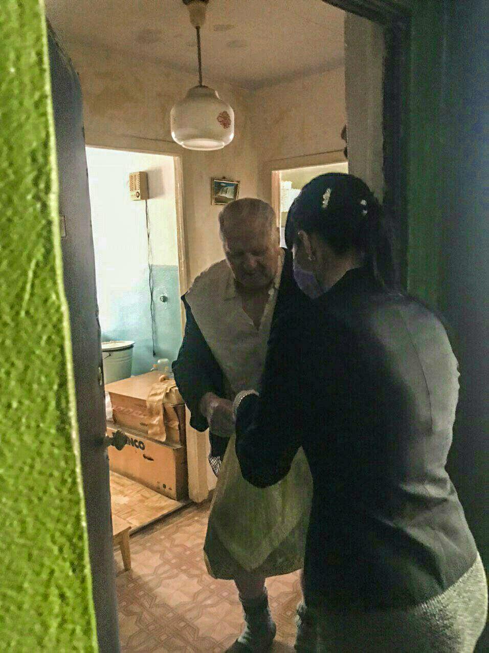Александра Коваленко помогла шести жителям Краснодонского района и Луганска 2