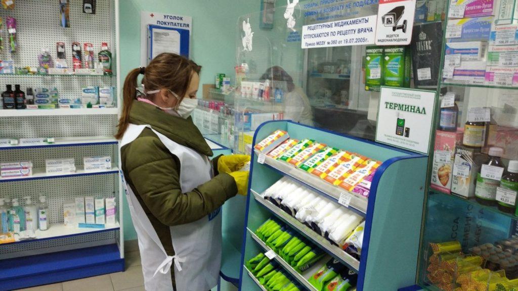 Волонтёры в рамках акции «Рука помощи» помогли жительнице Свердловска 2